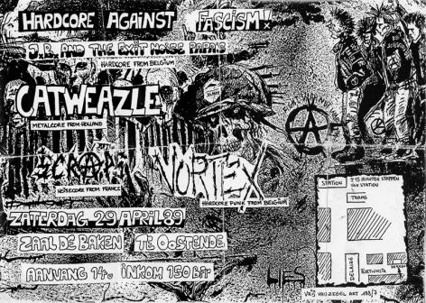1989-04-29 De Baken, Oostende BEL