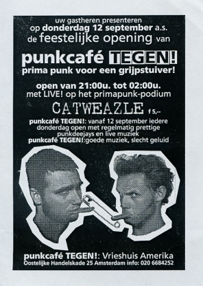 1996-09-12 Punkcafe Tegen, Adam-1