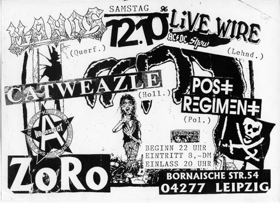 1996-10-12 Zoro, Leipzig-1