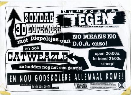 1997-11-30 Punkcafe Tegen, Adam-1