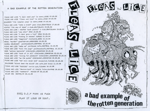 Fleas And Lice DVD-1