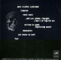 Shikari Hoes Robot Wars LP Back