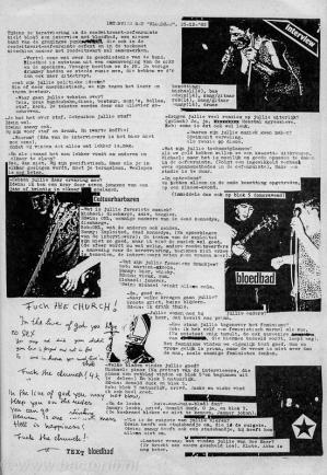 1982 Bloedbad - Blok 5 feb 83