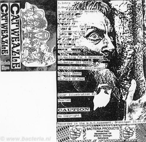 1989 Catweazle Disco WNC Tape -1
