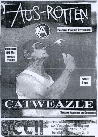 Catweazle Flyer V-1
