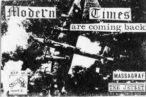 1982 Jetset Massagraf tapes