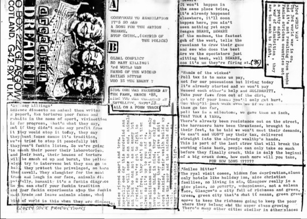 1988 Dreadful Demo sleeve-1