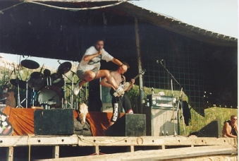 1994-07-13 Larry Speaks - Funny Farm Festival, Groningen