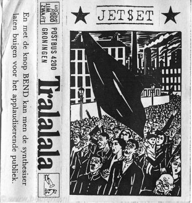 1985 Jetset - Tralalala tape sleeve-1