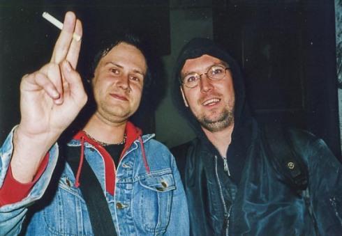 Jocke and Michael