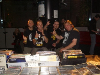The merchandisers